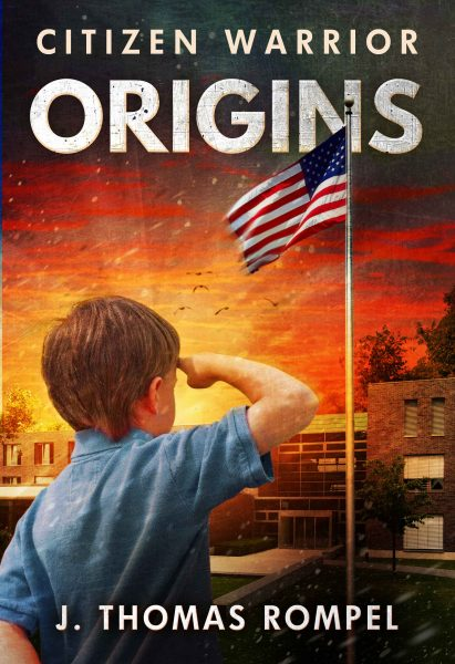 Citizen Warrior Origins Book Cover