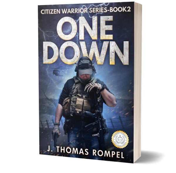 Citizen Warrior: One Down