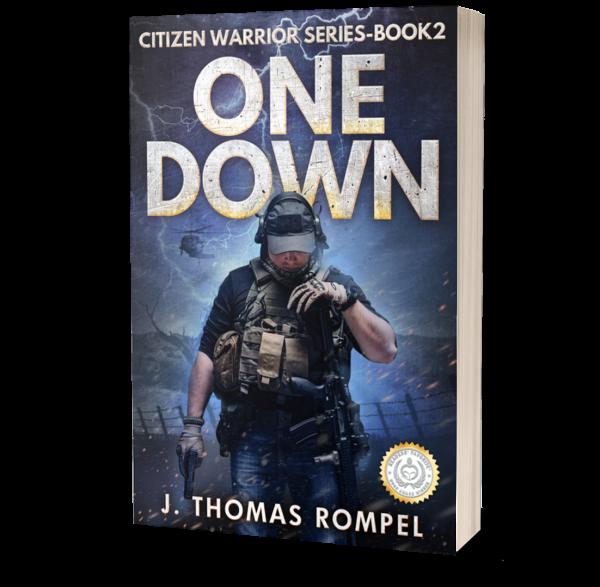 Citizen Warrior: One Down